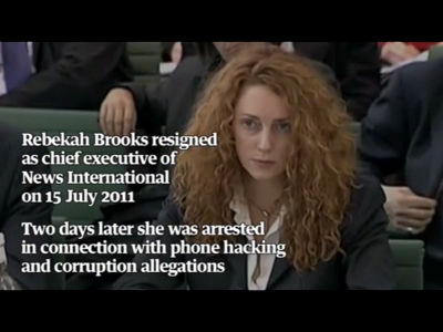 Phone hacking  The News International denials – video   Media guardian.co.uk
