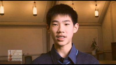 Xiaoyu Liu – pianiste