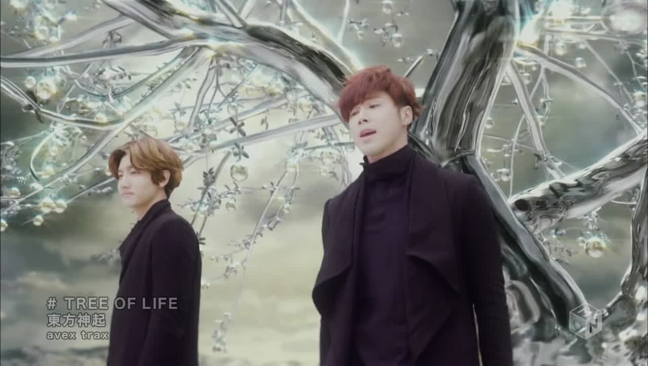 東方神起 – TREE OF LIFE (M-ON! VER.)