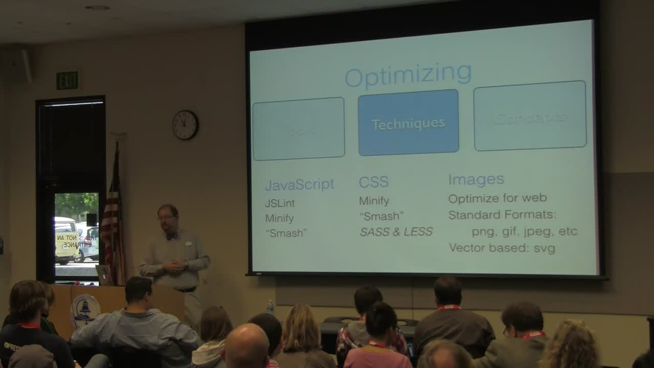 John Giaconia: Enterprise WordPress – Performance, Scalability and Redundancy