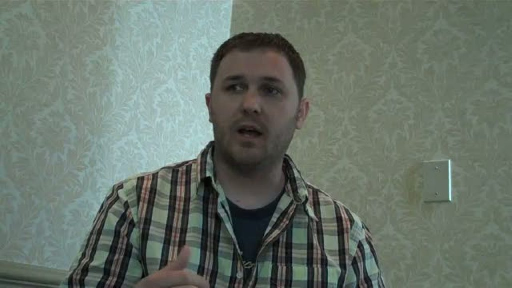 Cory Miller Of iThemes At WordCamp Raleigh