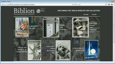 電子雑誌の設計とインタラクションデザイン/事例:デザインプロダクション「ポーション」
