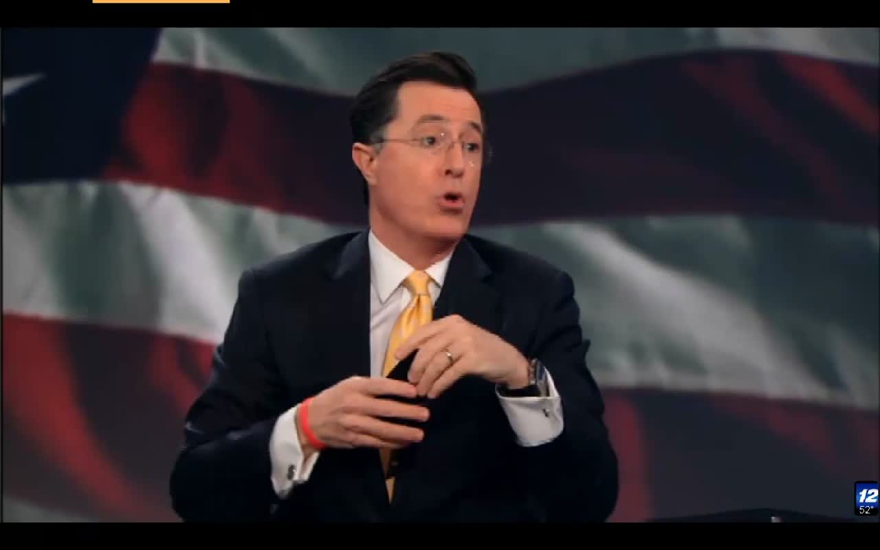 Stephen Colbert – Jon Stewart Non-Communicating