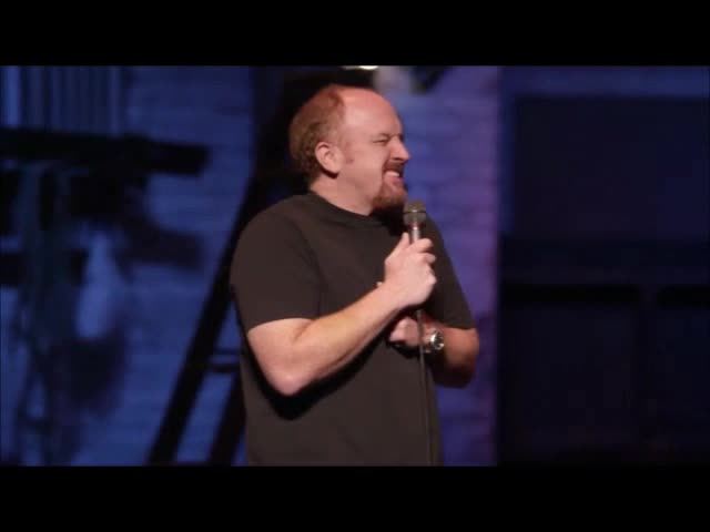 LouisCK has beliefs