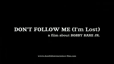 DON'T FOLLOW ME (I'm Lost) – OFFICIAL TRAILER