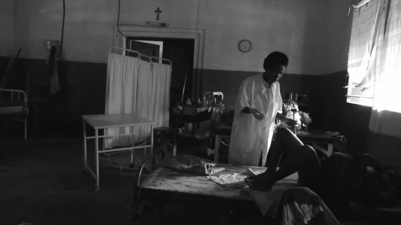 Delivery room – DR Congo