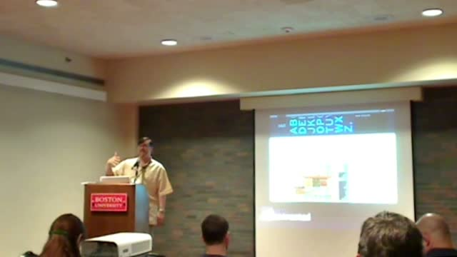 Kyle Dickson: Mobile WordPress on Campus