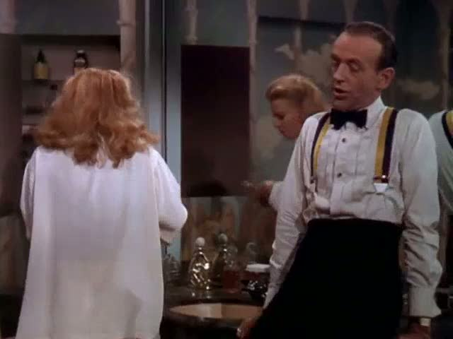 The Barkley's of Broadway (1949) – Fred Astaire and Ginger Rogers have a fight