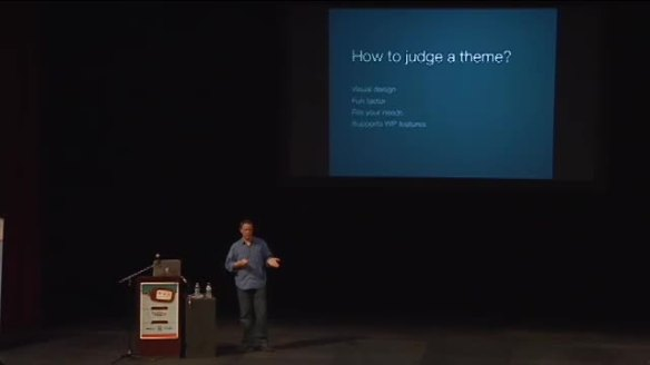 Lance Willett: Finding the Perfect Theme