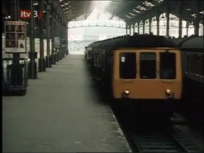 'Dempsy & Makepeace'; Marylebone Station, 1985
