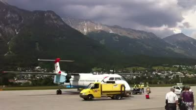 Innsbruck, Austria Airport