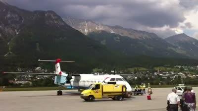 Innsbruck, Austria Airport