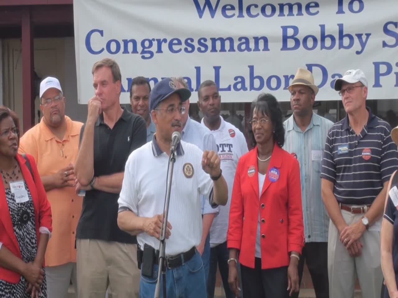 Bobby Scott Labor Day 2012