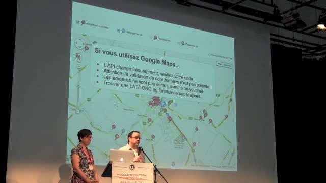 Jean-François Arseneault et Emmanuelle Demeules: UN WordPress, DEUX portails, TROIS leçons