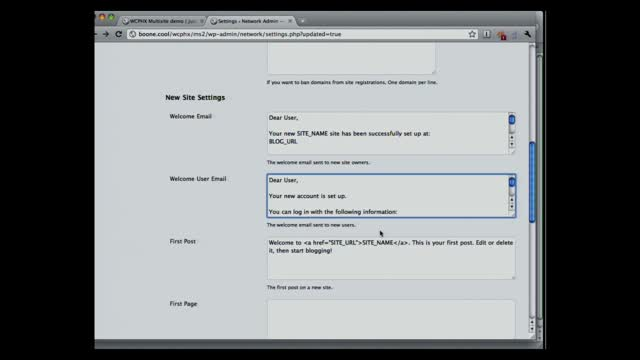 Boone Gorges: Intro to WordPress MultiSites Pt. 2