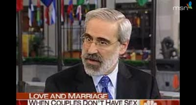 Dr David Schnarch On Sexual Intimacy