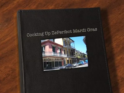 Cooking Up ZePerfect Mardi Gras