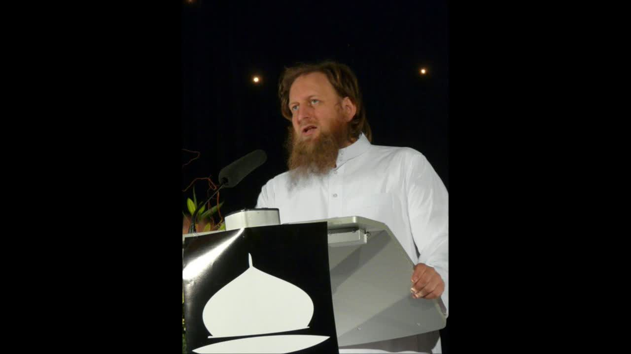 Abdur Raheem Green – Freedom to choose or not to choose religion religion