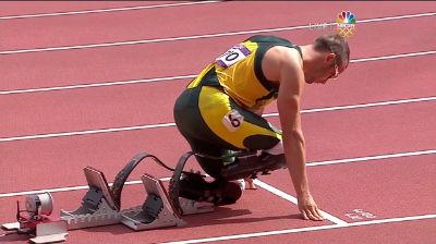 Oscar Pistorius 400m 2012 Olympics