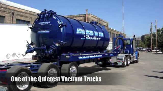 Vacsimizer – Ultimate Vacuum Truck