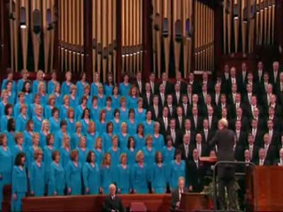 Sweet Hour Of Prayer &#8211; Mormon Tabernacle Choir