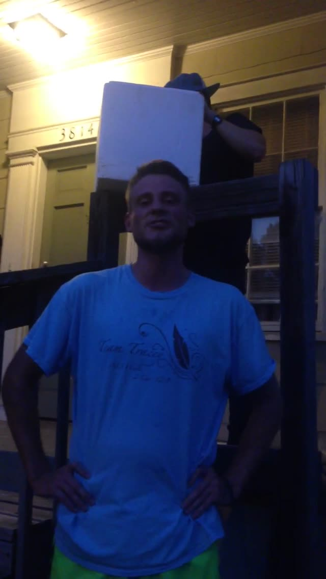 Sean's Ice Bucket Challenge
