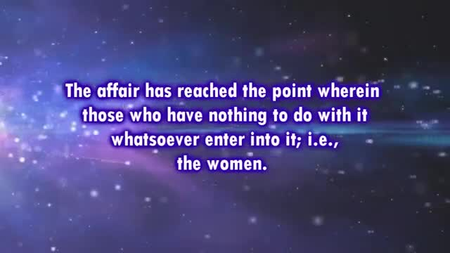 Women Delving into Affairs Specifically for the Men – Shaykh Muhammad bin Haadee