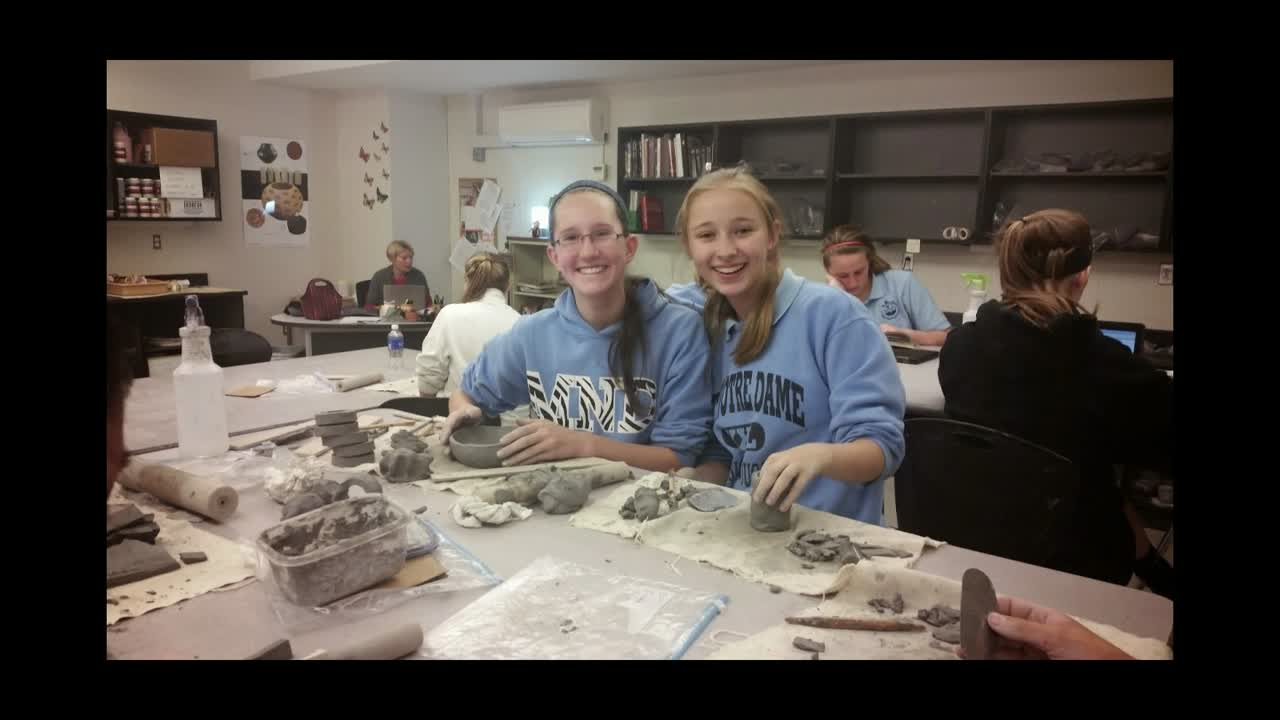Ceramics At MND