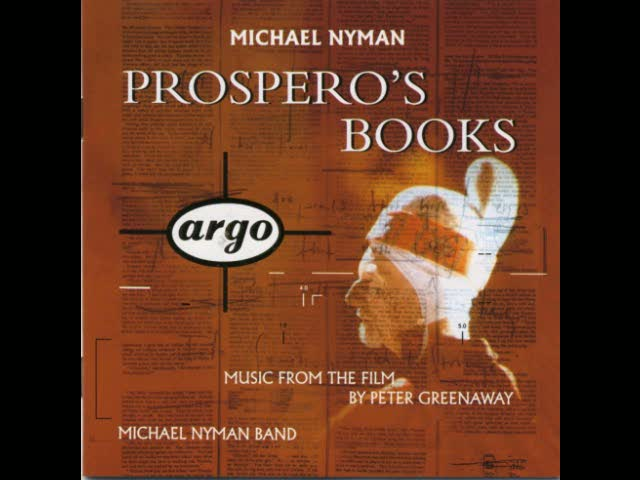 Michael Nyman – Prospero's Books – The Masque