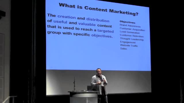 Brian Rotsztein: SEO and Content Marketing With WordPress