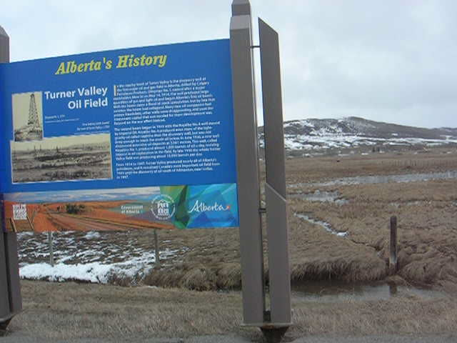 Alberta's History: Turner Valley Oil Field