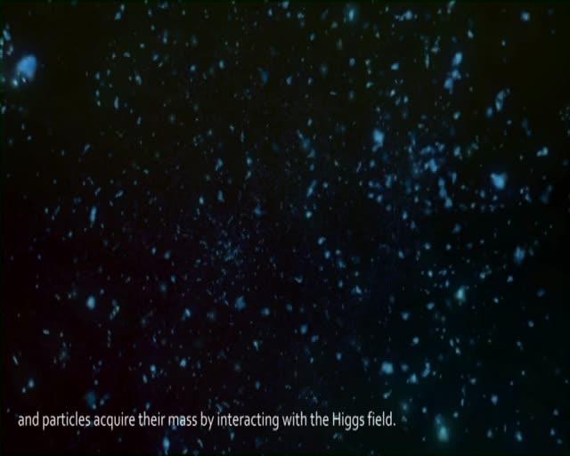CERN Higgs Boson Mechanism