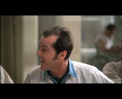 One Flew over the Cuckoo's Nest – You're not Crazy !