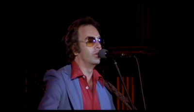 Neil Diamond The Last Waltz Dry Your Eyes