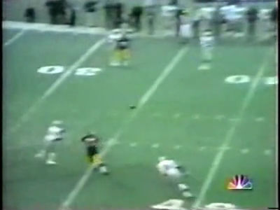 Immaculate Reception – original broadcast