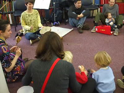 Early Years Video 7th December 2013