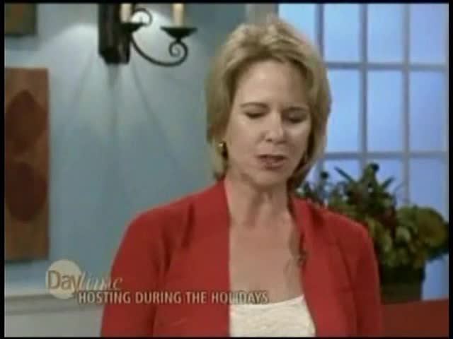 Kathy Bertone on Daytime, Nov.
