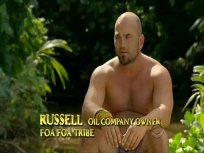 Russell Hantz – The Thin Ice