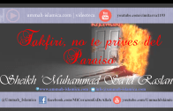 Takfiri, no te prives del Paraíso