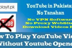 open youtube