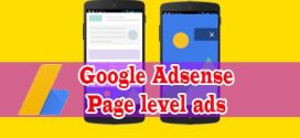 How to increase adsense revenue With Page level ads