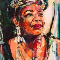 Phenomenal Woman Maya Angelou Inspiring Quotes
