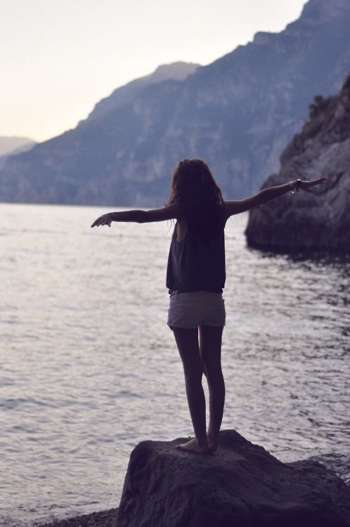 How to choose freedom, even when you don't feel free.