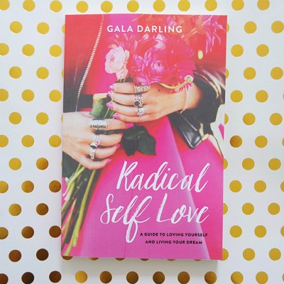 5 latest books that have made me feel empowered, alive and vibrant: Radical Self-Love