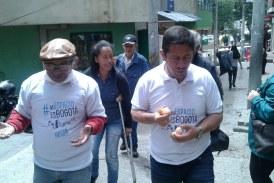 Jornada de Aseo para celebrar el cumpleaños de Bogotá