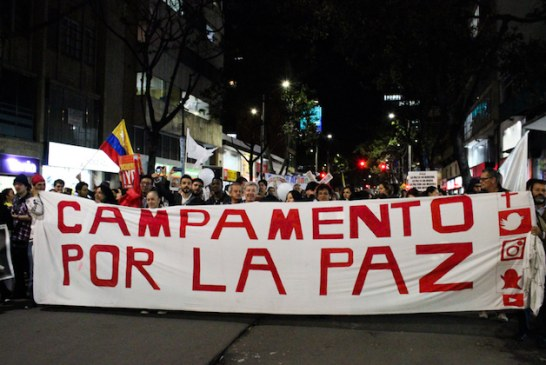 Marcha Colombia Pacífica