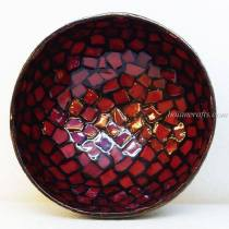 Coconut Lacquer Bowl 18