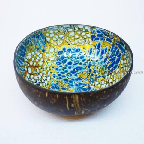 Coconut Lacquer Bowl 48
