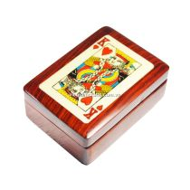 Playing Card Box King of Hearts (2)