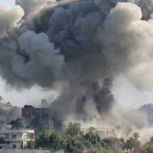BombingSyria